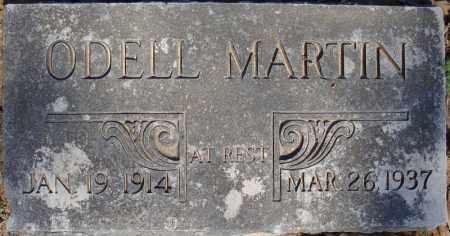 MARTIN, ODELL - Faulkner County, Arkansas   ODELL MARTIN - Arkansas Gravestone Photos