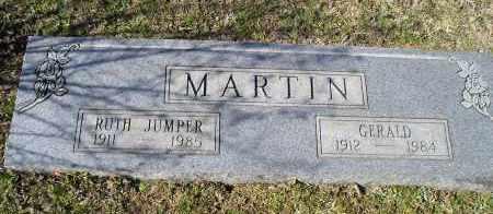 JUMPER MARTIN, RUTH - Faulkner County, Arkansas | RUTH JUMPER MARTIN - Arkansas Gravestone Photos