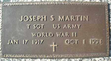 MARTIN (VETERAN WWII), JOSEPH S - Faulkner County, Arkansas | JOSEPH S MARTIN (VETERAN WWII) - Arkansas Gravestone Photos