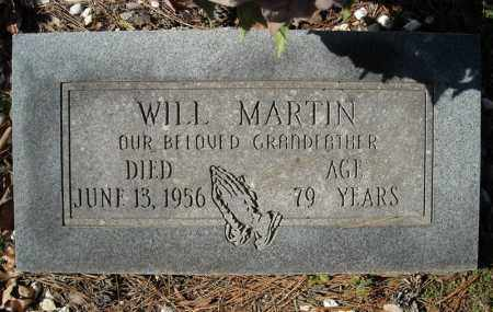 MARTIN, WILL (UPDATED MARKER) - Faulkner County, Arkansas | WILL (UPDATED MARKER) MARTIN - Arkansas Gravestone Photos