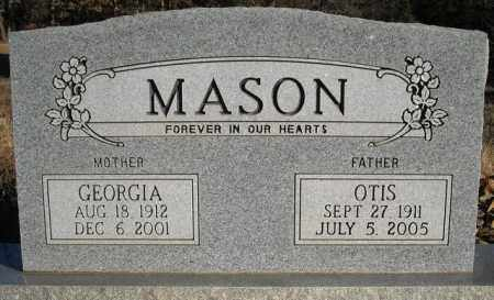 MASON, OTIS - Faulkner County, Arkansas | OTIS MASON - Arkansas Gravestone Photos