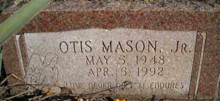 MASON, JR., OTIS - Faulkner County, Arkansas | OTIS MASON, JR. - Arkansas Gravestone Photos