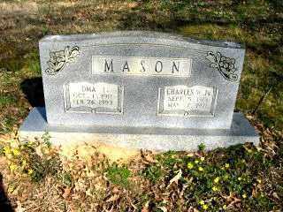 MASON, OMA I. - Faulkner County, Arkansas | OMA I. MASON - Arkansas Gravestone Photos