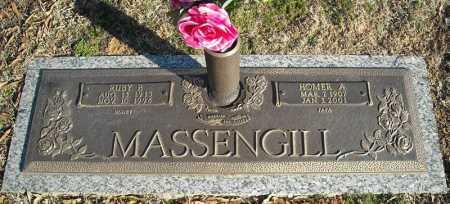 MASSENGIL, RUBY P. - Faulkner County, Arkansas | RUBY P. MASSENGIL - Arkansas Gravestone Photos