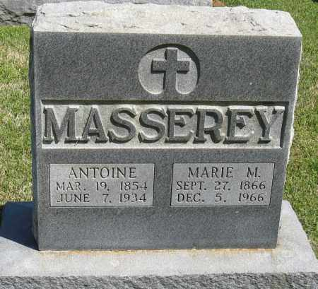 MASSERY, MARIE M. - Faulkner County, Arkansas | MARIE M. MASSERY - Arkansas Gravestone Photos