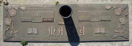 MAXEY, CARL - Faulkner County, Arkansas | CARL MAXEY - Arkansas Gravestone Photos