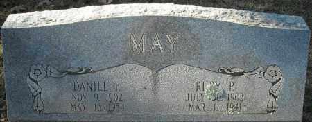 MAY, RUBY P. - Faulkner County, Arkansas   RUBY P. MAY - Arkansas Gravestone Photos