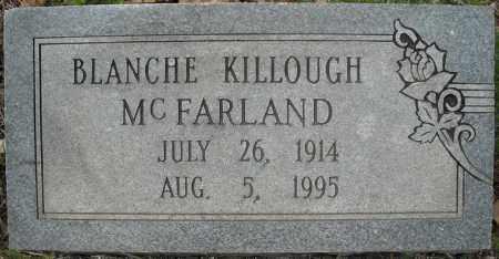 MCFARLAND, BLANCHE - Faulkner County, Arkansas | BLANCHE MCFARLAND - Arkansas Gravestone Photos
