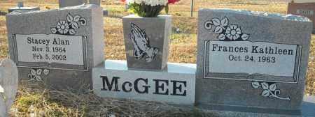 MCGEE, STACEY ALAN - Faulkner County, Arkansas | STACEY ALAN MCGEE - Arkansas Gravestone Photos