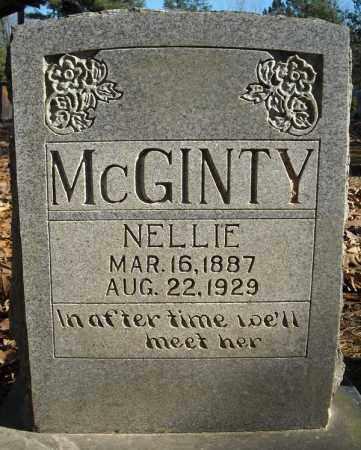 MCGINTY, NELLIE - Faulkner County, Arkansas | NELLIE MCGINTY - Arkansas Gravestone Photos