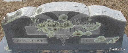 MCHENRY, R. W. - Faulkner County, Arkansas | R. W. MCHENRY - Arkansas Gravestone Photos
