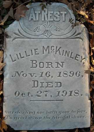 MCKINLEY, LILLIE - Faulkner County, Arkansas | LILLIE MCKINLEY - Arkansas Gravestone Photos