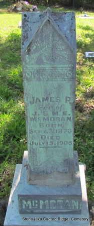 MCMORAN, JAMES P. - Faulkner County, Arkansas | JAMES P. MCMORAN - Arkansas Gravestone Photos
