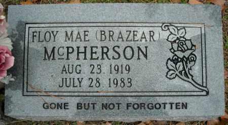 MCPHERSON, FLOY MAE - Faulkner County, Arkansas | FLOY MAE MCPHERSON - Arkansas Gravestone Photos