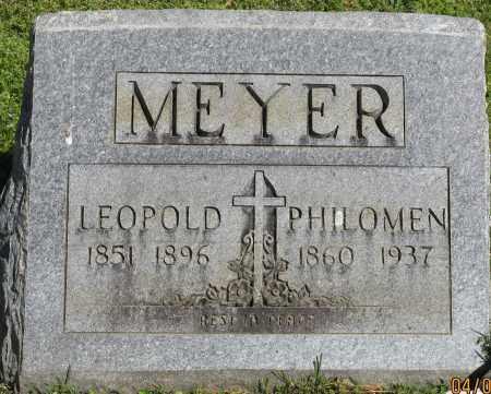 MEYER, PHILOMEN - Faulkner County, Arkansas | PHILOMEN MEYER - Arkansas Gravestone Photos