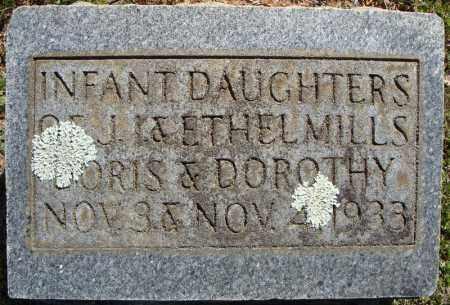 MILLS, DOROTHY - Faulkner County, Arkansas   DOROTHY MILLS - Arkansas Gravestone Photos