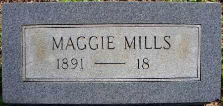 MILLS, MAGGIE - Faulkner County, Arkansas | MAGGIE MILLS - Arkansas Gravestone Photos