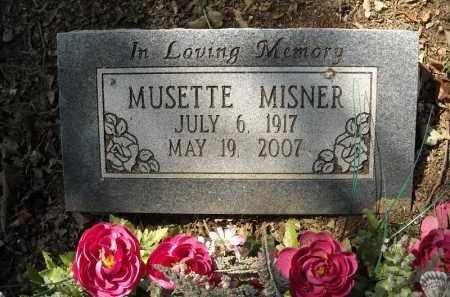 CURTNER MISNER, DICIE MUSETTE - Faulkner County, Arkansas | DICIE MUSETTE CURTNER MISNER - Arkansas Gravestone Photos