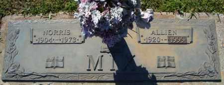 MIX, ALLIEN - Faulkner County, Arkansas | ALLIEN MIX - Arkansas Gravestone Photos