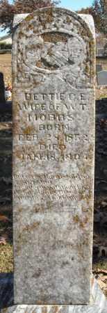MOBBS, BETTIE C.E. - Faulkner County, Arkansas | BETTIE C.E. MOBBS - Arkansas Gravestone Photos