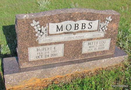 MOBBS, BETTY LOU - Faulkner County, Arkansas | BETTY LOU MOBBS - Arkansas Gravestone Photos