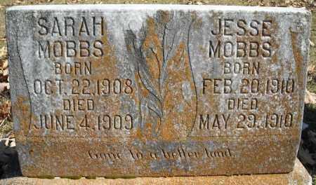 MOBBS, SARAH - Faulkner County, Arkansas | SARAH MOBBS - Arkansas Gravestone Photos