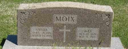 MOIX, ALEX - Faulkner County, Arkansas   ALEX MOIX - Arkansas Gravestone Photos
