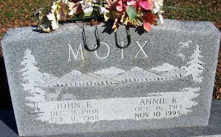 MIX, ANNIE K - Faulkner County, Arkansas   ANNIE K MIX - Arkansas Gravestone Photos
