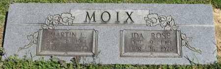 MOIX, MARTIN L. - Faulkner County, Arkansas | MARTIN L. MOIX - Arkansas Gravestone Photos