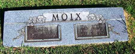 MOIX, IDA ROSE - Faulkner County, Arkansas | IDA ROSE MOIX - Arkansas Gravestone Photos