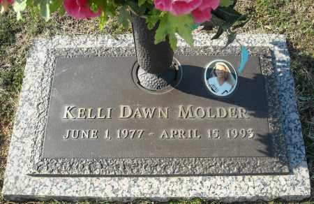 MOLDER, KELLI DAWN - Faulkner County, Arkansas | KELLI DAWN MOLDER - Arkansas Gravestone Photos