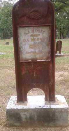 MOORE, S.A. - Faulkner County, Arkansas | S.A. MOORE - Arkansas Gravestone Photos