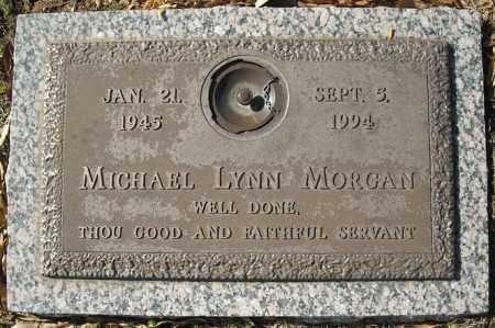 MORGAN, MICHAEL LYNN - Faulkner County, Arkansas   MICHAEL LYNN MORGAN - Arkansas Gravestone Photos