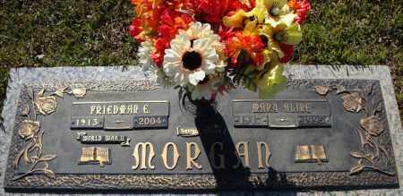 MORGAN (VETERAN WWII), FRIEDMAN E - Faulkner County, Arkansas   FRIEDMAN E MORGAN (VETERAN WWII) - Arkansas Gravestone Photos