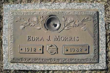MORRIS, EDRA J. - Faulkner County, Arkansas   EDRA J. MORRIS - Arkansas Gravestone Photos