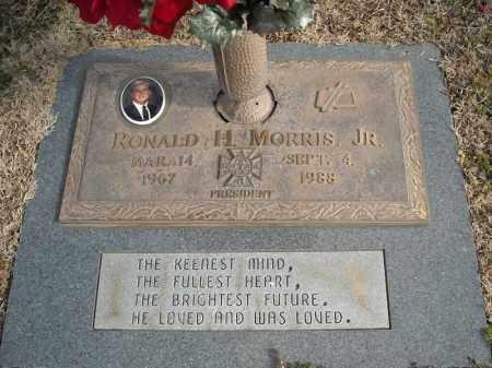 MORRIS, JR., RONALD H. - Faulkner County, Arkansas | RONALD H. MORRIS, JR. - Arkansas Gravestone Photos