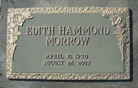 MORROW, EDITH - Faulkner County, Arkansas | EDITH MORROW - Arkansas Gravestone Photos