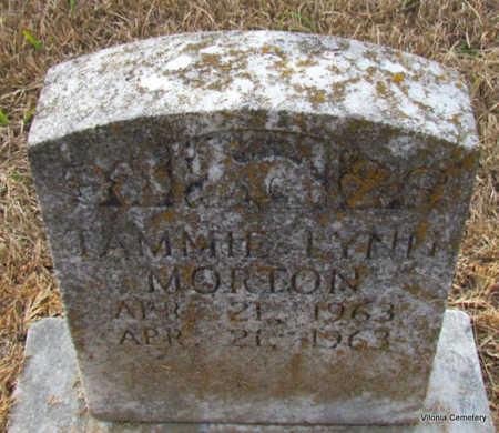 MORTON, TAMMIE LYNN - Faulkner County, Arkansas | TAMMIE LYNN MORTON - Arkansas Gravestone Photos