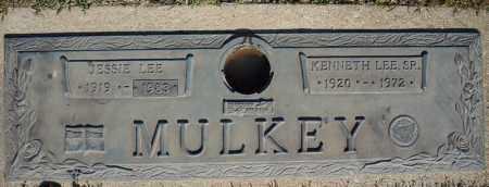MULKEY, JESSIE LEE - Faulkner County, Arkansas | JESSIE LEE MULKEY - Arkansas Gravestone Photos