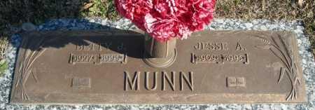 MUNN, BETTY J. - Faulkner County, Arkansas | BETTY J. MUNN - Arkansas Gravestone Photos