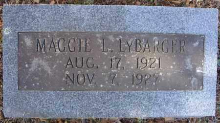 MYBARGER, MAGGIE L. - Faulkner County, Arkansas   MAGGIE L. MYBARGER - Arkansas Gravestone Photos