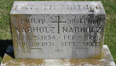 NABHOLZ, JOSEPHINE - Faulkner County, Arkansas   JOSEPHINE NABHOLZ - Arkansas Gravestone Photos