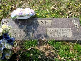 NASH, SUSIE MAE - Faulkner County, Arkansas   SUSIE MAE NASH - Arkansas Gravestone Photos