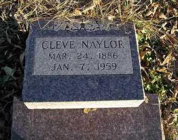 NAYLOR, CLEVE - Faulkner County, Arkansas   CLEVE NAYLOR - Arkansas Gravestone Photos