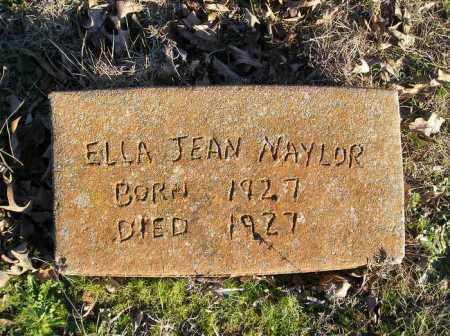 NAYLOR, ELLA JEAN - Faulkner County, Arkansas | ELLA JEAN NAYLOR - Arkansas Gravestone Photos