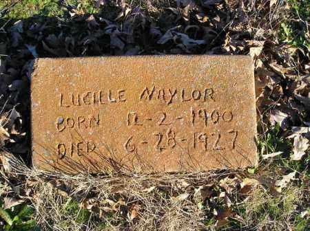 NAYLOR, LUCILLE - Faulkner County, Arkansas | LUCILLE NAYLOR - Arkansas Gravestone Photos