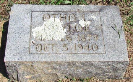 NAYLOR, OTHO L - Faulkner County, Arkansas   OTHO L NAYLOR - Arkansas Gravestone Photos