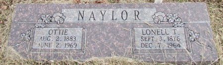 NAYLOR, LONELL THEODORE - Faulkner County, Arkansas | LONELL THEODORE NAYLOR - Arkansas Gravestone Photos