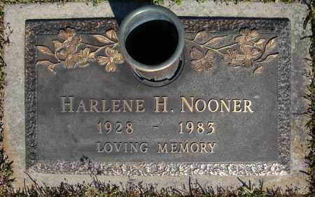 NOONER, HARLENE H. - Faulkner County, Arkansas | HARLENE H. NOONER - Arkansas Gravestone Photos