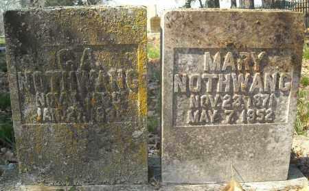 NOTHWANG, C.A. - Faulkner County, Arkansas | C.A. NOTHWANG - Arkansas Gravestone Photos
